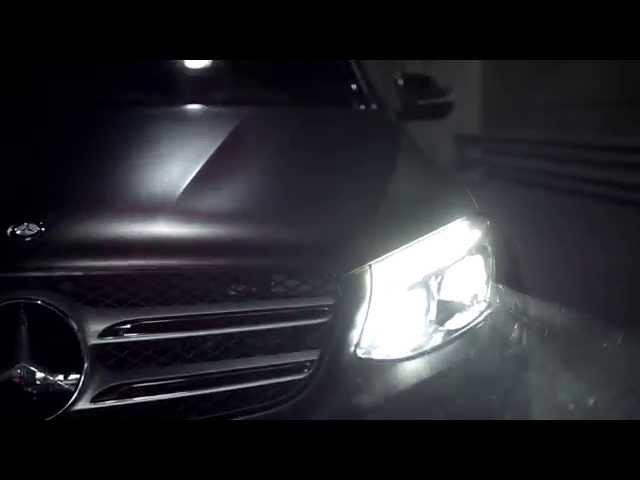 Mercedes-Benz GLC World Premiere | Live stream on June 17th 2015