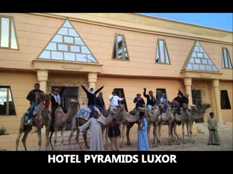 Video of Pyramids Luxor Hotel
