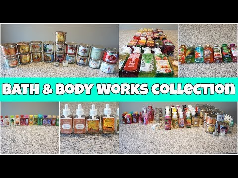 Bath & Body Works Collection | Cindy &Family
