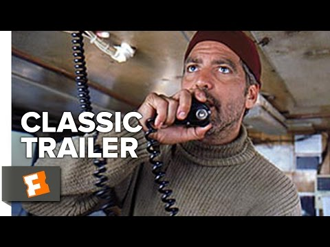 The Perfect Storm (2000) Official Trailer - George Clooney, Mark Wahlberg Movie HD