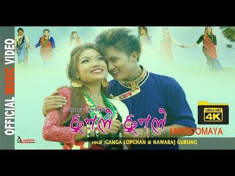 (New Mhendomaya Video CHHUNALE छुनले  by Nawaraj Gurung & Ganga Lopchan ft. Yanchu  4K Video - Duration: 6 minutes, 47 seconds.)