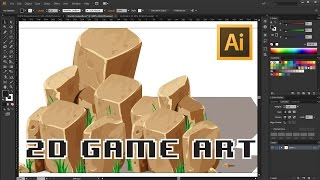 How To Make Mobile Game Art With Adobe Illustrator