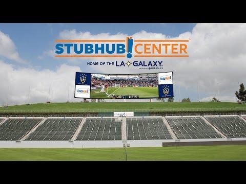 Video: StubHub Center Stadium Improvements!