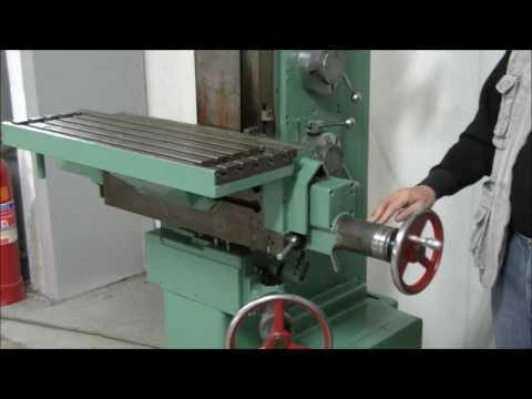 Toolroom Milling Machine STANKOIMPORT 676 P 1985