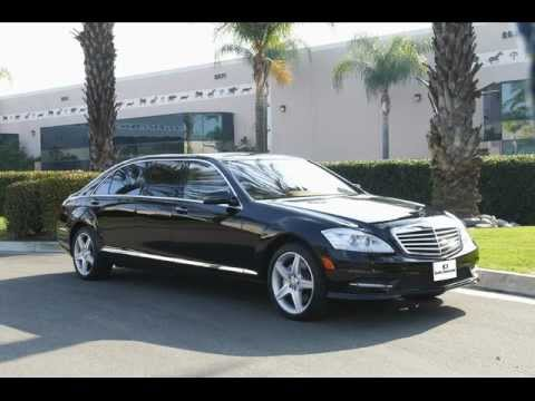 2012 S550 Mercedes Limo 27