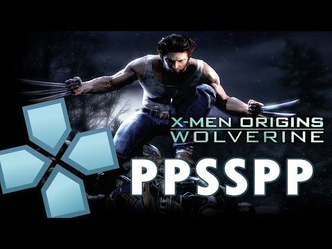 X-Men Origins: Wolverine – PPSSPP 0.9.9.1 Best Settings (PC, Android, IOS)