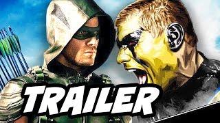 Arrow Season 5 Episode 3 Stephen Amell vs Stardust Rematch Trailer Breakdown