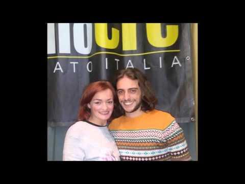 Valentina Stella (e Gianpaolo Ferrigno) live a Radio CRC