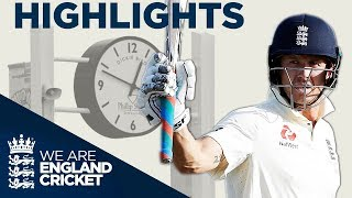 Denly & Root Lead England Fightback | The Ashes Day 3 Highlights | Third Specsavers Ashes Test 2019
