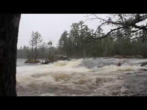 """Chapter 2 """"Bring On Winter"""" (White Water Kayaking)"""