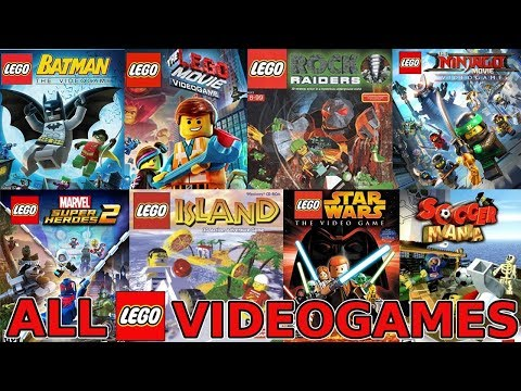 Video ALL LEGO VIDEO GAMES EVER MADE! (1997-2018) download in MP3, 3GP, MP4, WEBM, AVI, FLV January 2017