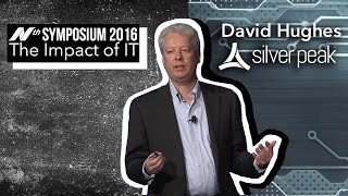 Nth Symposium 2016: Silver Peak CEO David Hughes video