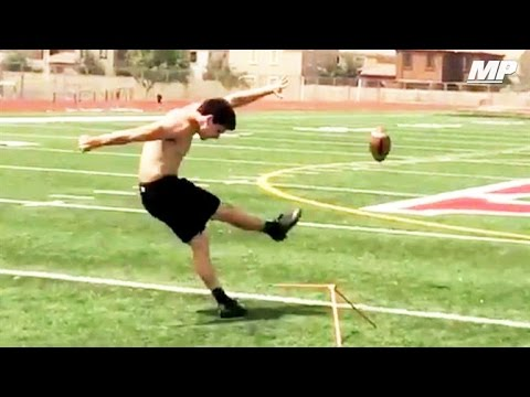 A High-Schooler That Can Kick A 76-Yard Field Goal