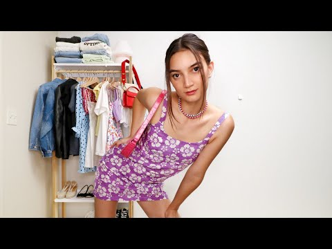 20 SPRING OUTFITS TO WEAR FOR FUN! видео