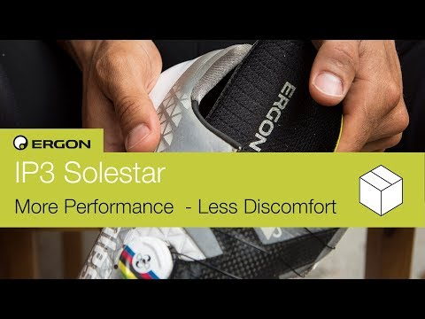 Ergon IP3 - The optimized biomechanical foot support