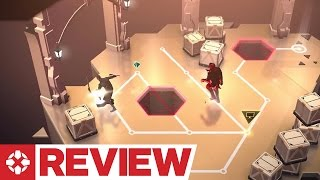 Deus Ex Go Review by IGN