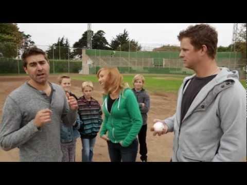 Pricksäker baseballspelare
