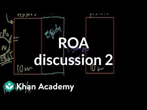 ROA Discussion 2