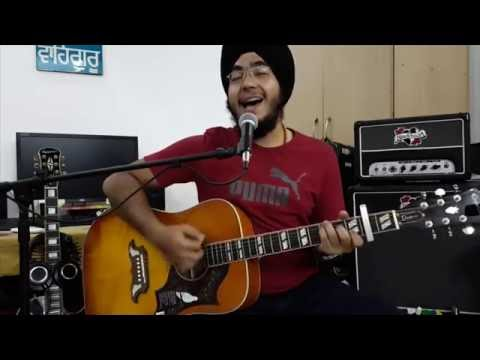 Luke Sital Singh - Bottled Up Tight (Cover)