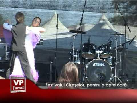 Festivalul Cireşelor, pentru a opta oară