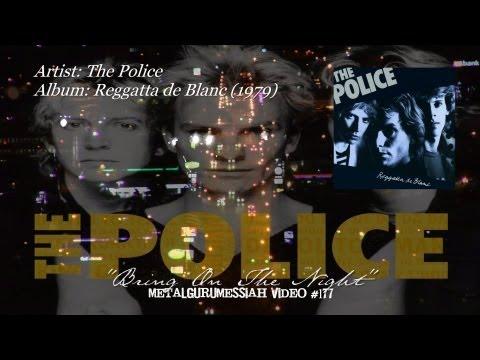 The Police - Bring On The Night lyrics