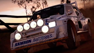 Dirt 4 Official Gameplay Reveal Trailer
