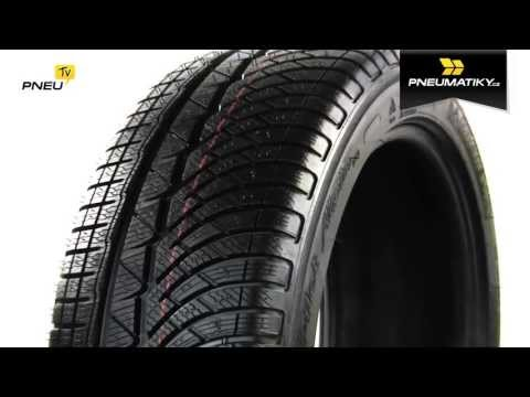 Youtube Michelin PILOT ALPIN PA4 245/55 R17 102 V GreenX Zimní