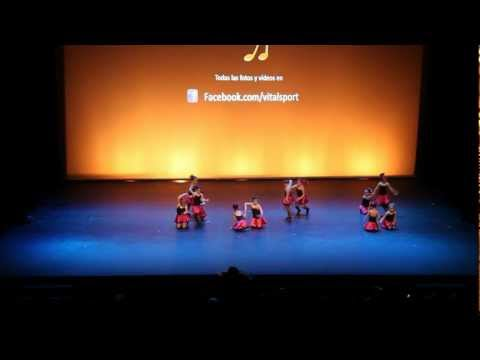Mostra coreográfica de Valencia 2012 -- LA XICALLA de Benimodo