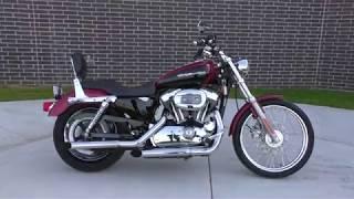 5. 416255   2006 Harley Davidson Sportster 1200 Custom   XL1200C - Used motorcycles for sale