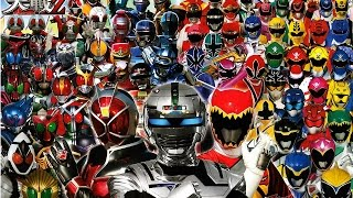 Nonton Tokusatsu Taisen (Riders vs Metal Heroes vs Rangers) Film Subtitle Indonesia Streaming Movie Download