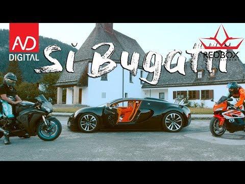 Gjiko ft. Skerdi - Si Bugatti