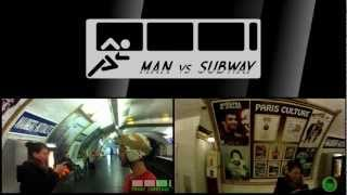 Man vs Subway - YouTube