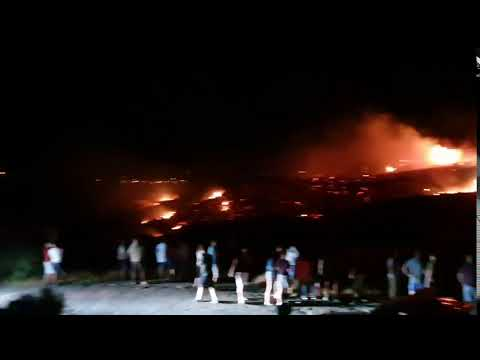 Video Allegedly Showing Aftermath of Purported Missile Explosion in Cyprus Emerges Online