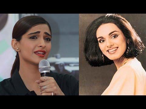 Sonam Kapoor Inaugurates A Plaque Dedicated To Nee