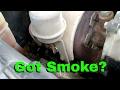 GM Chevy Turbo 6.5 Diesel Engine Smoking Under Load, P0236 Wastegate Sensor
