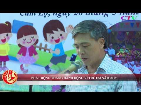 Phát động tháng hành động vì trẻ em năm 2019