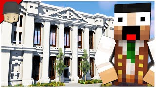 Hermitcraft 7 | Ep.32: THE BANK OF KERALIS & GIVEAWAY!