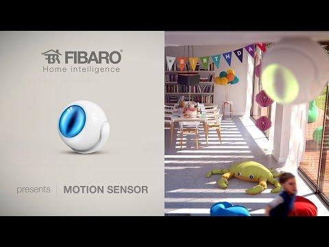 FIBARO motion sensor, senzor gibanja ZW5 FGMS-001ZW5