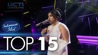 Video JODIE - PERFECT (Ed Sheeran) - TOP 15 - Indonesian Idol 2018 MP3, 3GP, MP4, WEBM, AVI, FLV Januari 2018