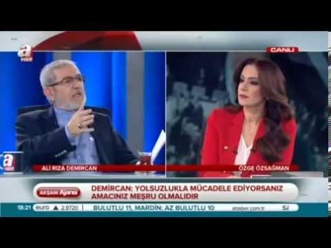 Ali Rıza Demircan'nın 17 Aralık yorumu - A Haber   13 Ocak 2014