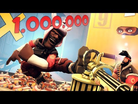 TF2: X1.000.000! Я Даже Не Представляю Как...