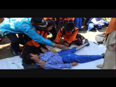 YAKKUM Emergency Unit - Video Simulasi Gempa SD Bies di Aceh Tengah
