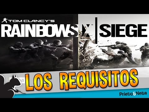 UBISOFT: Este es el PC que te hace falta para jugar a Rainbow Six: Siege
