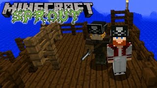 Minecraft | Sprout | #6 THE NEW CAPTAIN