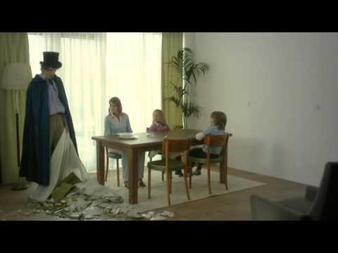 Buro Toob reclame- en communicatieburo – Alexandrium TV commercial Goochelaar