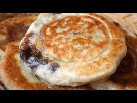 Korean Recipe: How to make Korean Style Sweet pancakes – Hoddeok – 호떡
