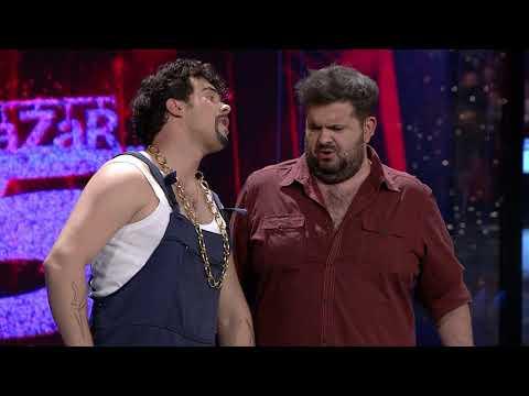 Al Pazar -  Pjesa e trete - 9 Dhjetor 2017 - Show Humor - Vizion Plus