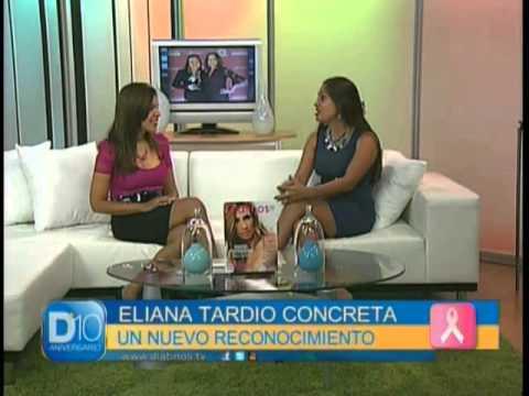 Watch videoSíndrome de Down: Entrevista a Eliana Tardío