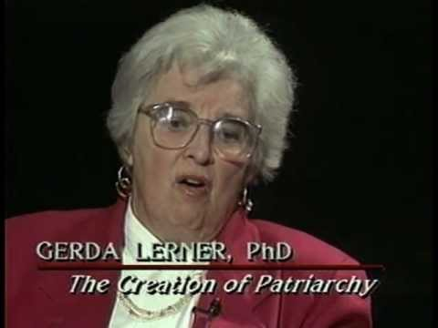 Gerda Lerner (1920-2013): Women and History (excerpt) -- A Thinking Allowed DVD w/ Jeffrey Mishlove