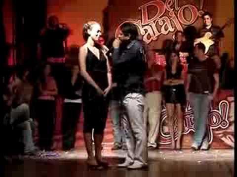 Baile de turista ARGENTINA en Del Carajo!